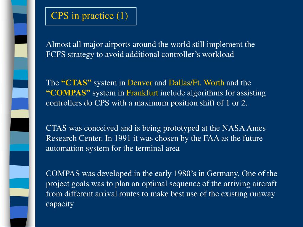 CPS in practice (1)