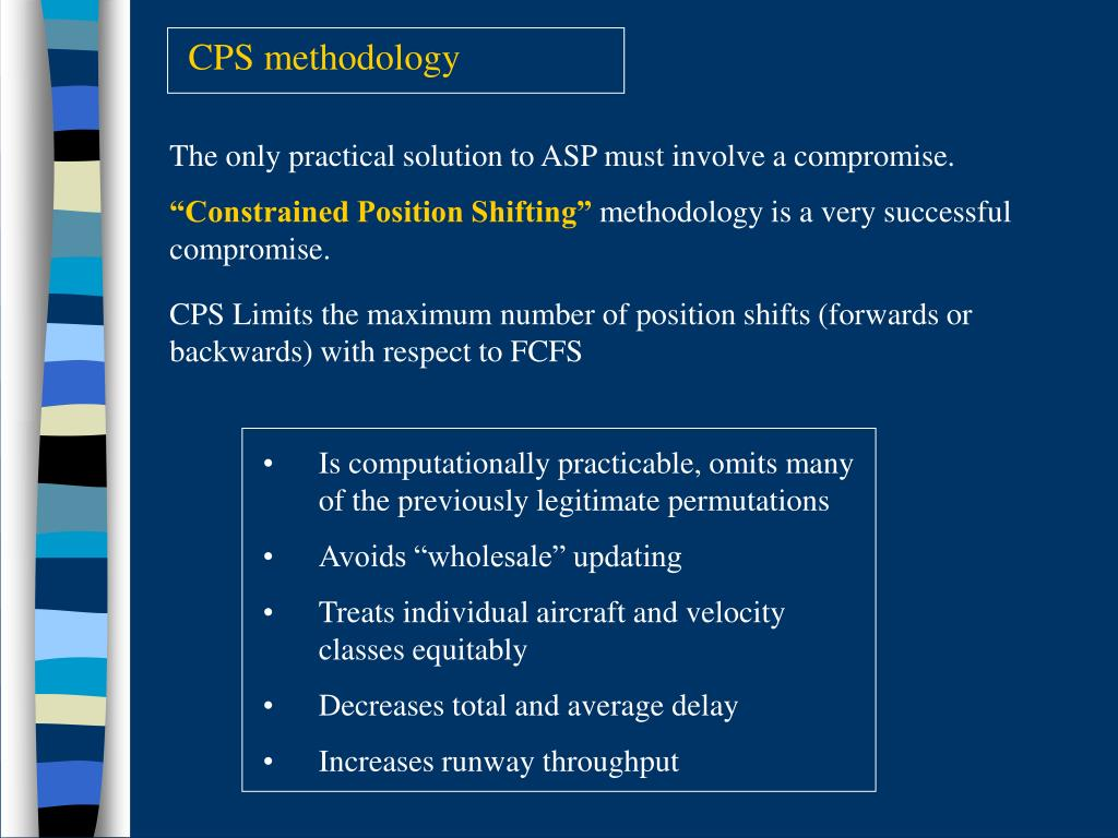 CPS methodology