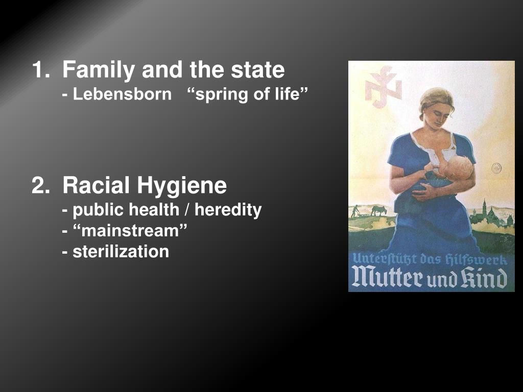 Family and the state