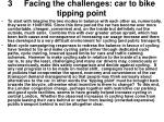 3 facing the challenges car to bike tipping point