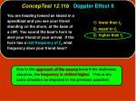 conceptest 12 11b doppler effect ii18