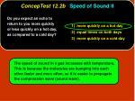 conceptest 12 2b speed of sound ii4