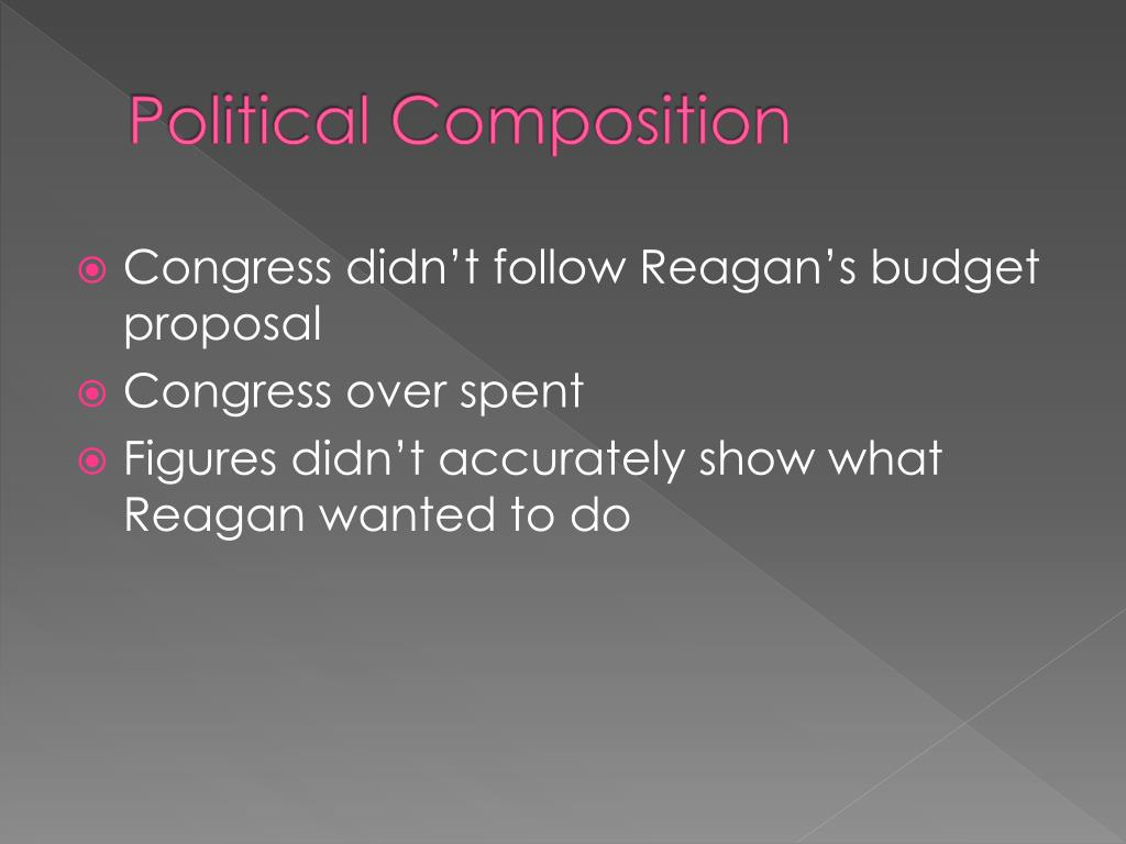 Political Composition