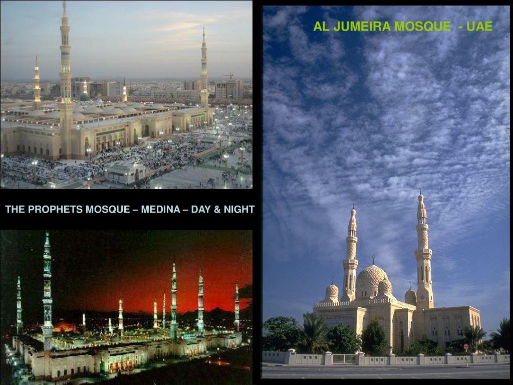 AL JUMEIRA MOSQUE  - UAE