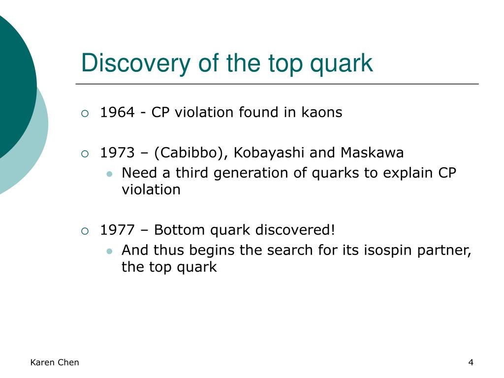 Discovery of the top quark