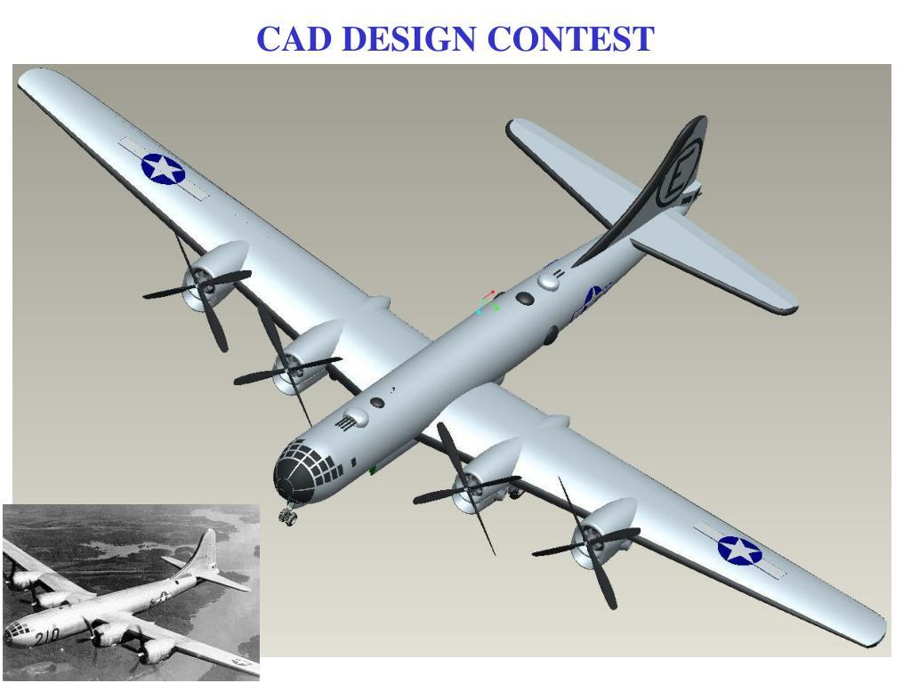 CAD DESIGN CONTEST