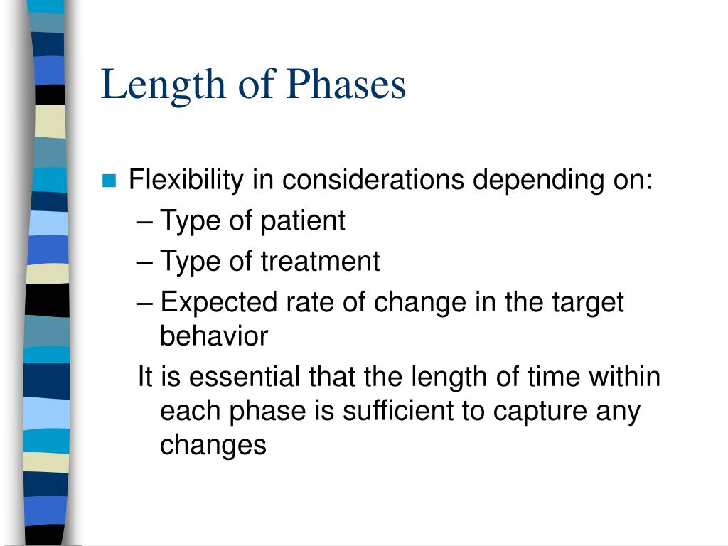 Length of Phases