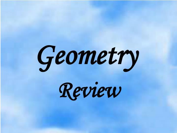 geometry n.