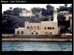 mosque near yafa beach