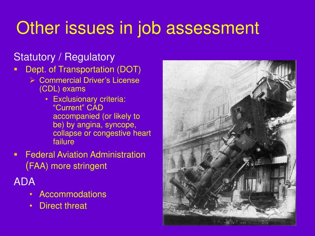 Statutory / Regulatory