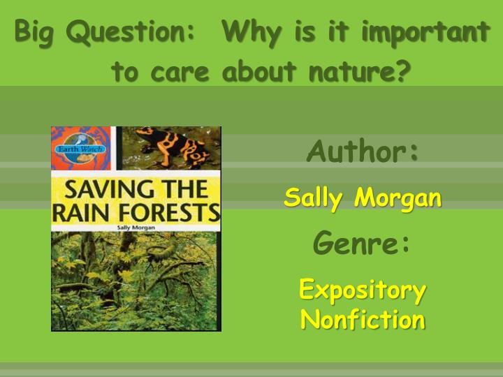 author sally morgan genre expository nonfiction n.