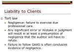 liability to clients10