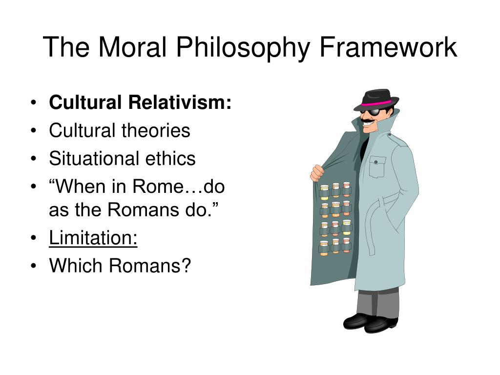 The Moral Philosophy Framework