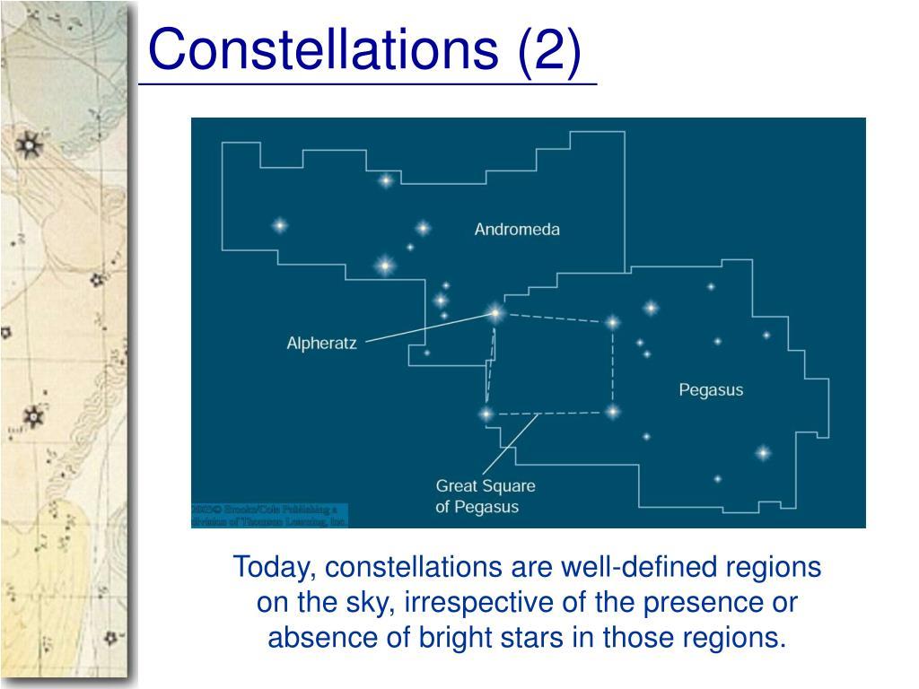 Constellations (2)