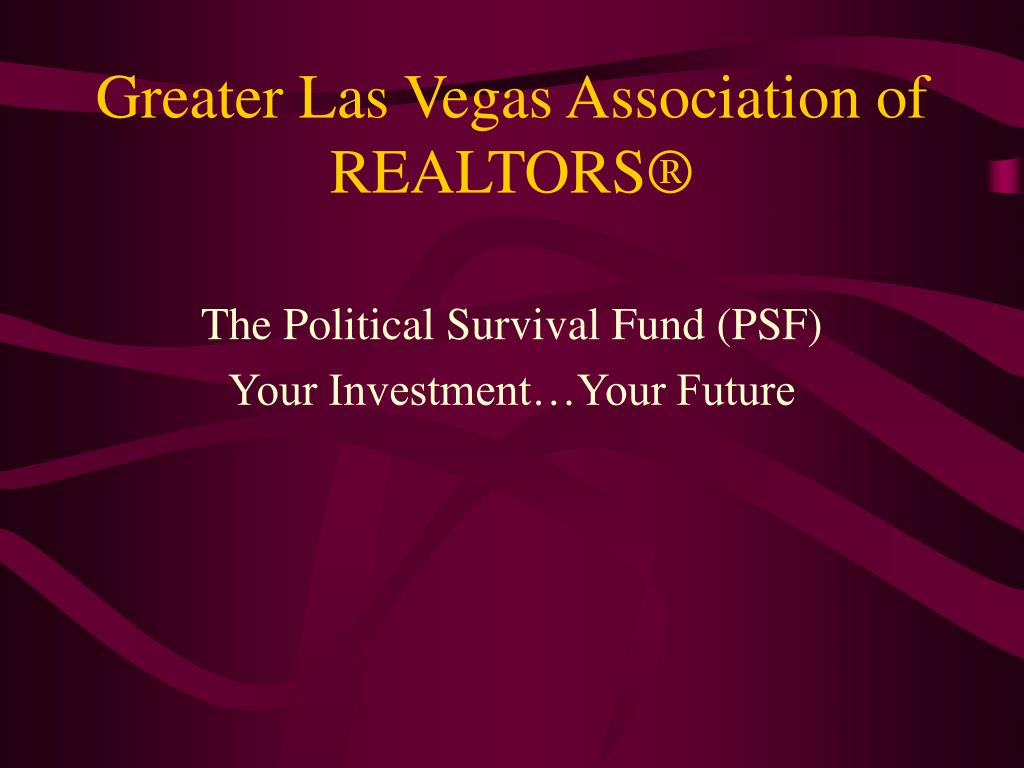 greater las vegas association of realtors l.