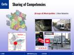 sharing of competencies10
