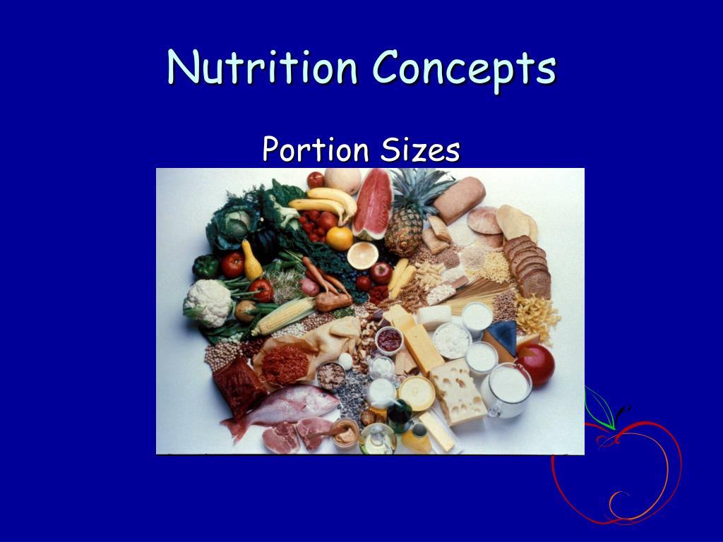 Nutrition Concepts