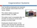 cogeneration systems27