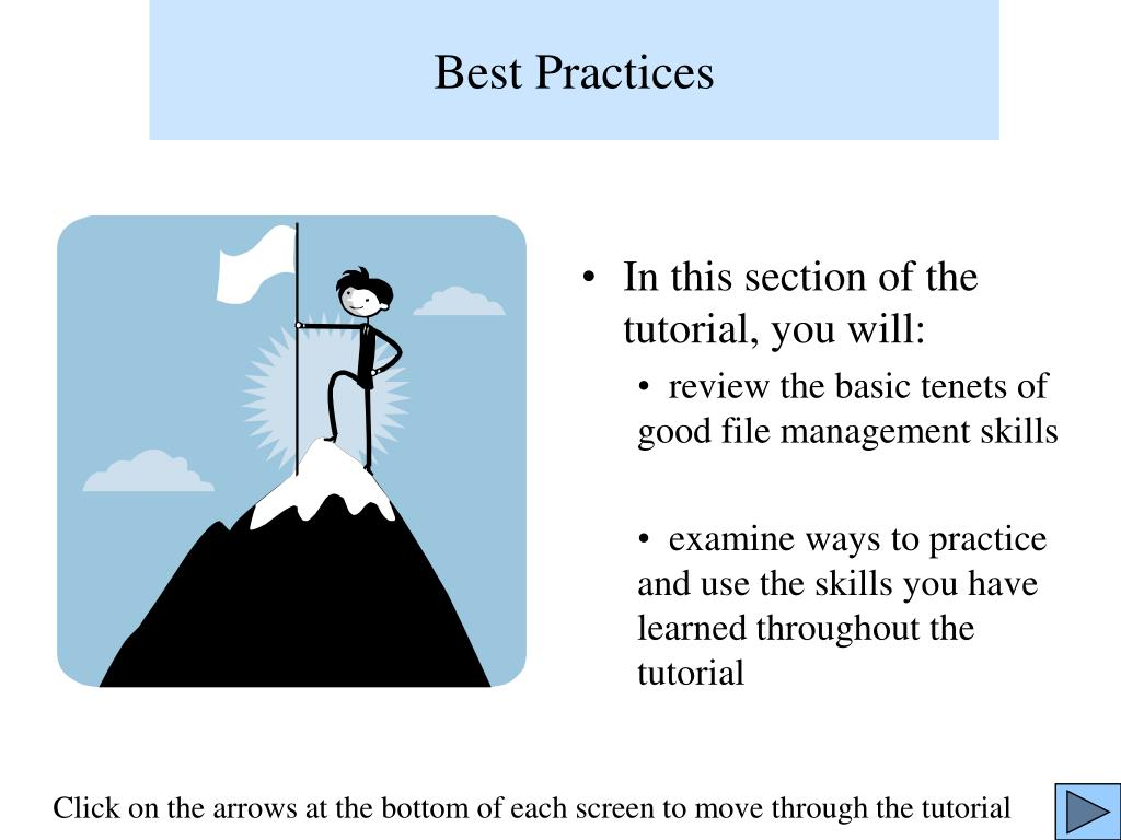 best practices l.