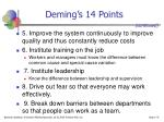 deming s 14 points6