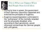 this is what can happen when bad people hear good ideas2