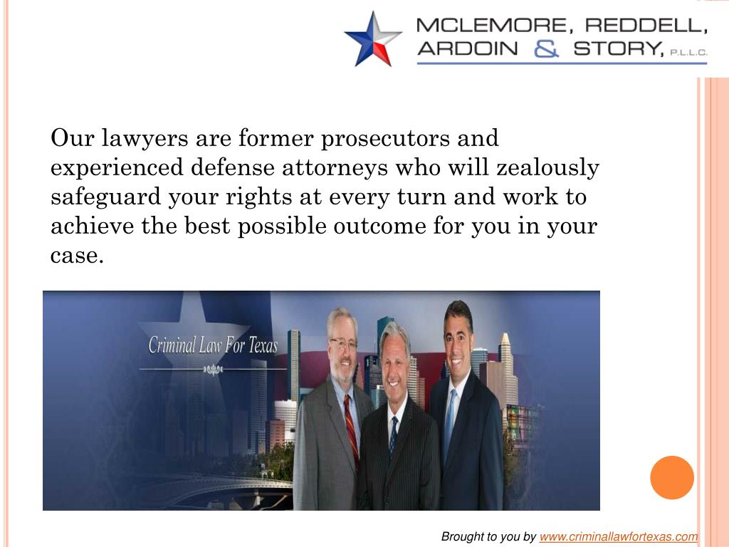 Our lawyers are former prosecutors and experienced defense attorneys who will zealously safeguard your rights at every turn and work to achieve the best possible outcome for you in your case.