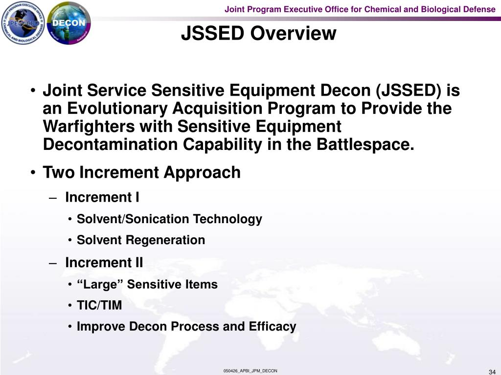 JSSED Overview