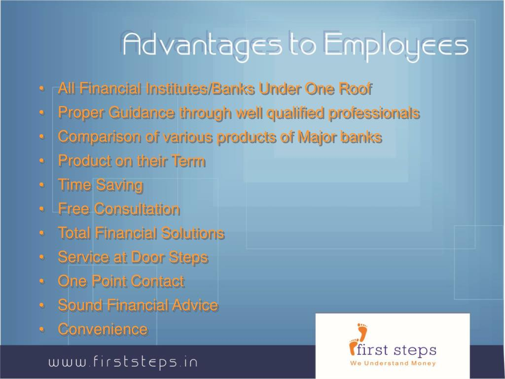 All Financial Institutes/Banks Under One Roof
