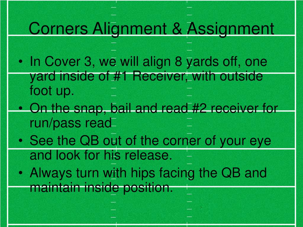 Corners Alignment & Assignment