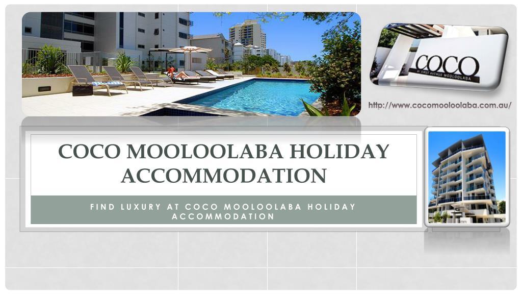 coco mooloolaba holiday accommodation l.