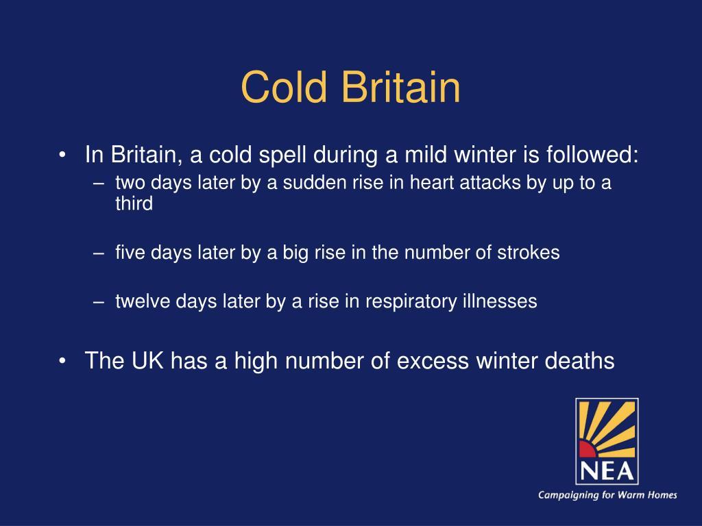 Cold Britain