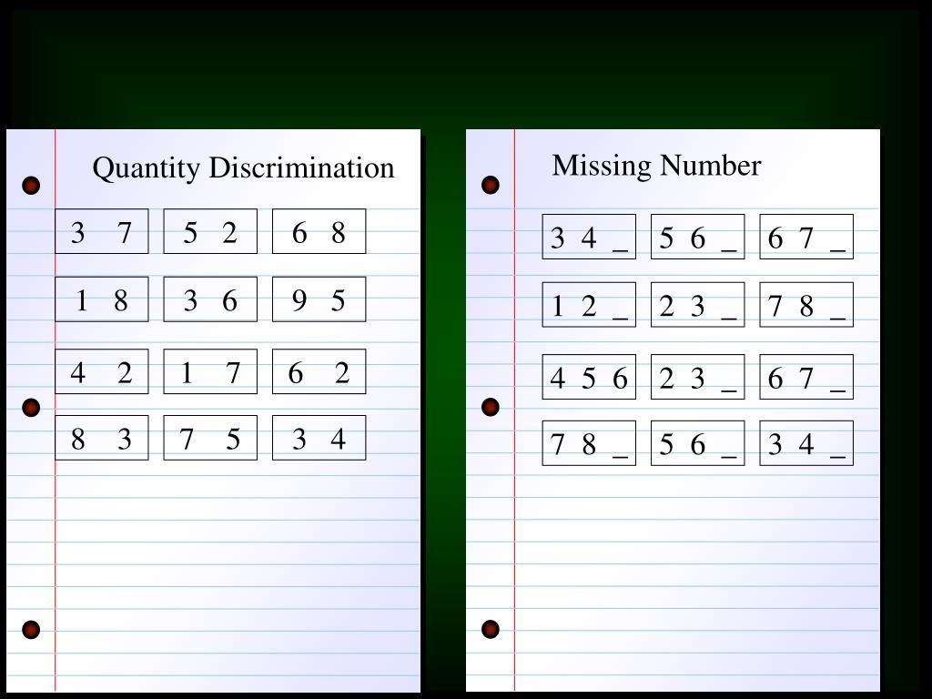 Missing Number