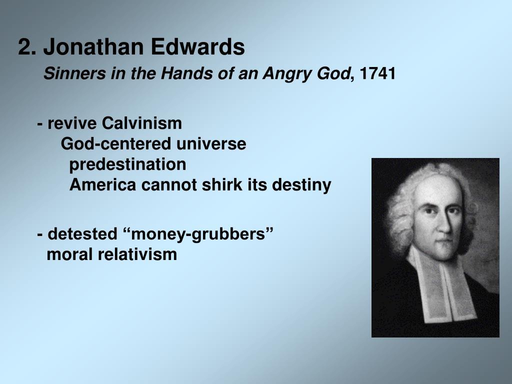 2. Jonathan Edwards