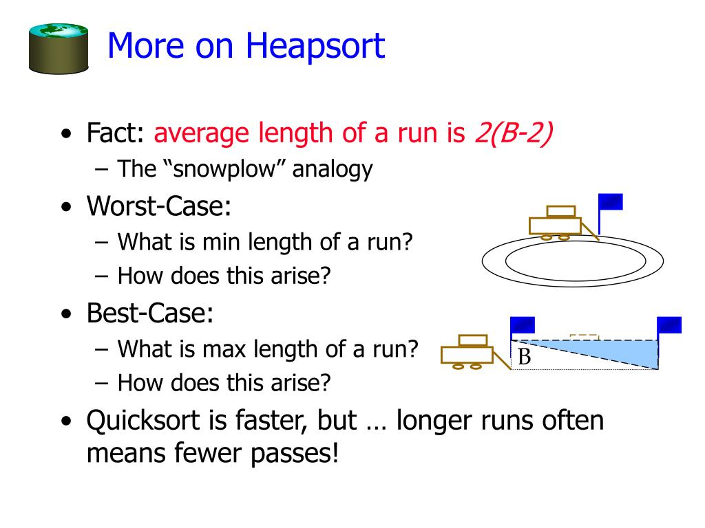 More on Heapsort