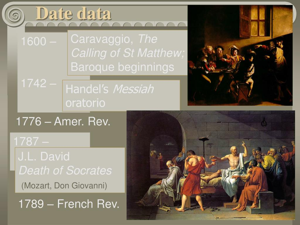 Date data