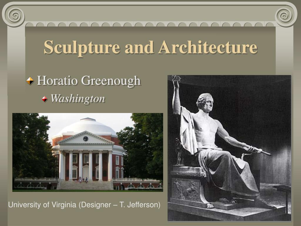 Sculpture and Architecture