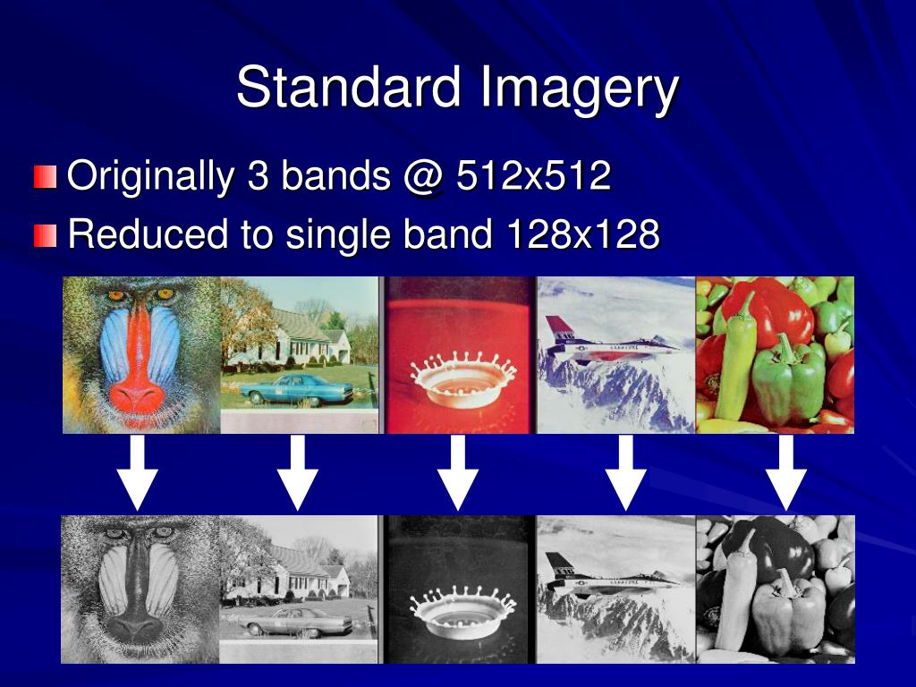 Standard Imagery
