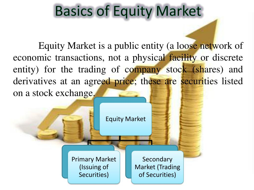 Basics of Equity Market