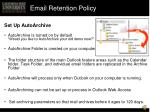 email retention policy13