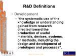 r d definitions2