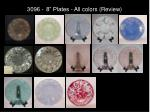 3096 8 plates all colors review