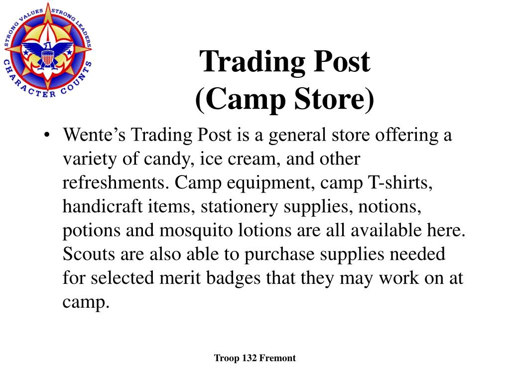 Trading Post