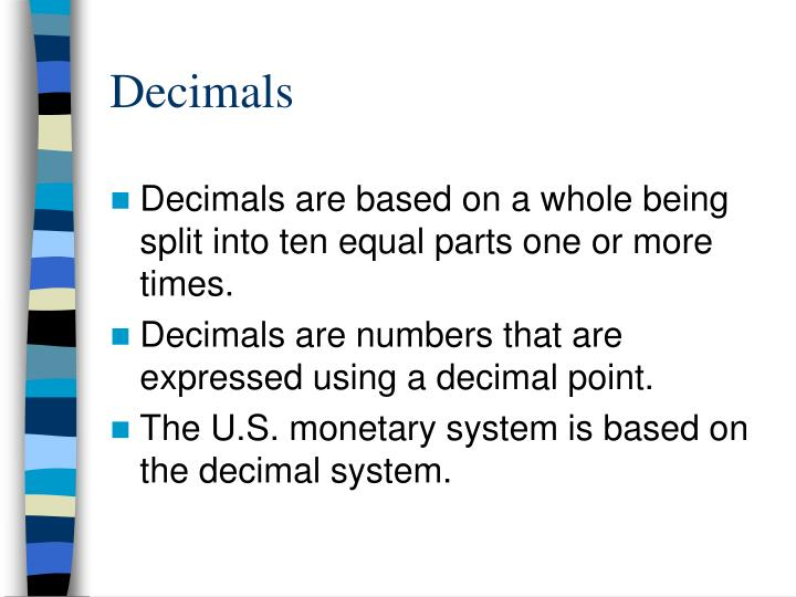 Decimals1