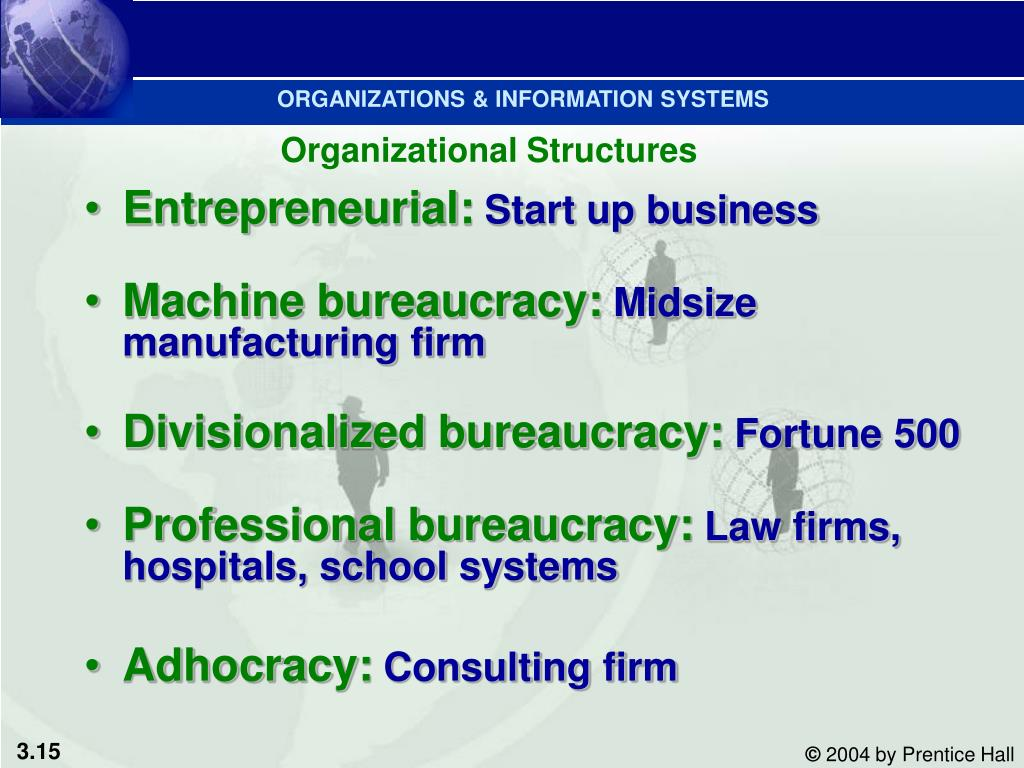 ORGANIZATIONS & INFORMATION SYSTEMS