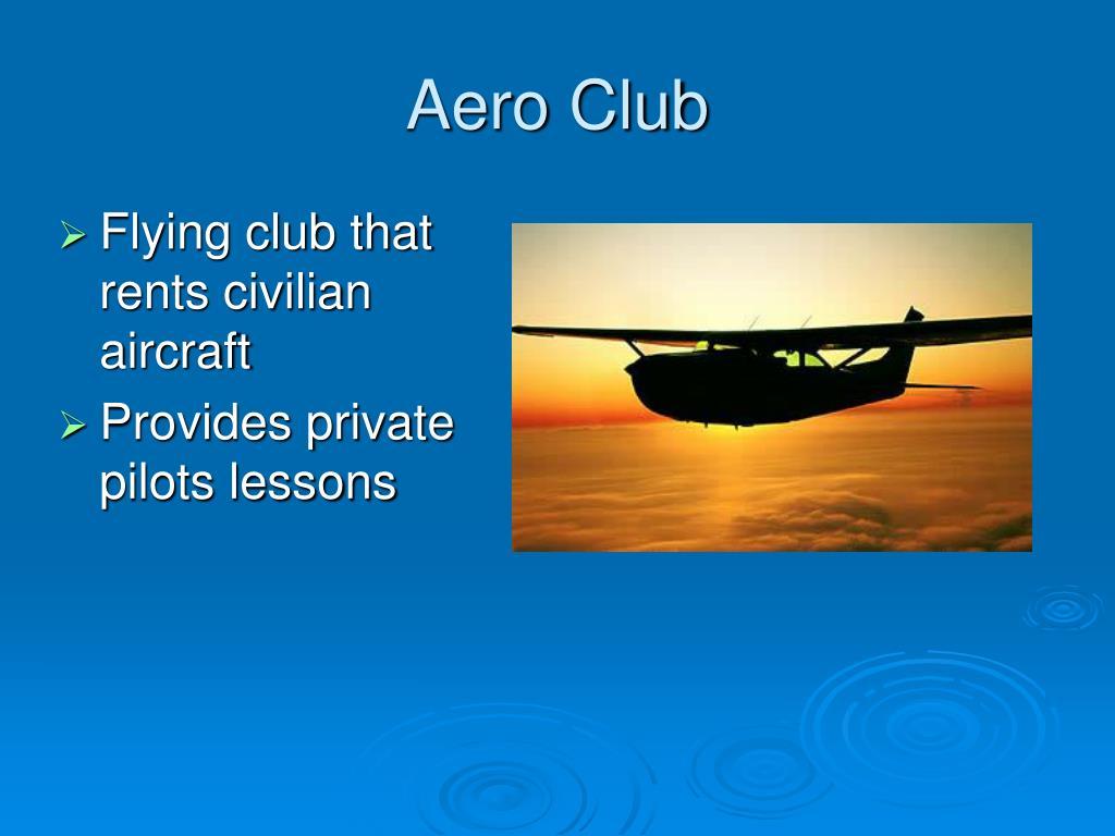 aero club l.