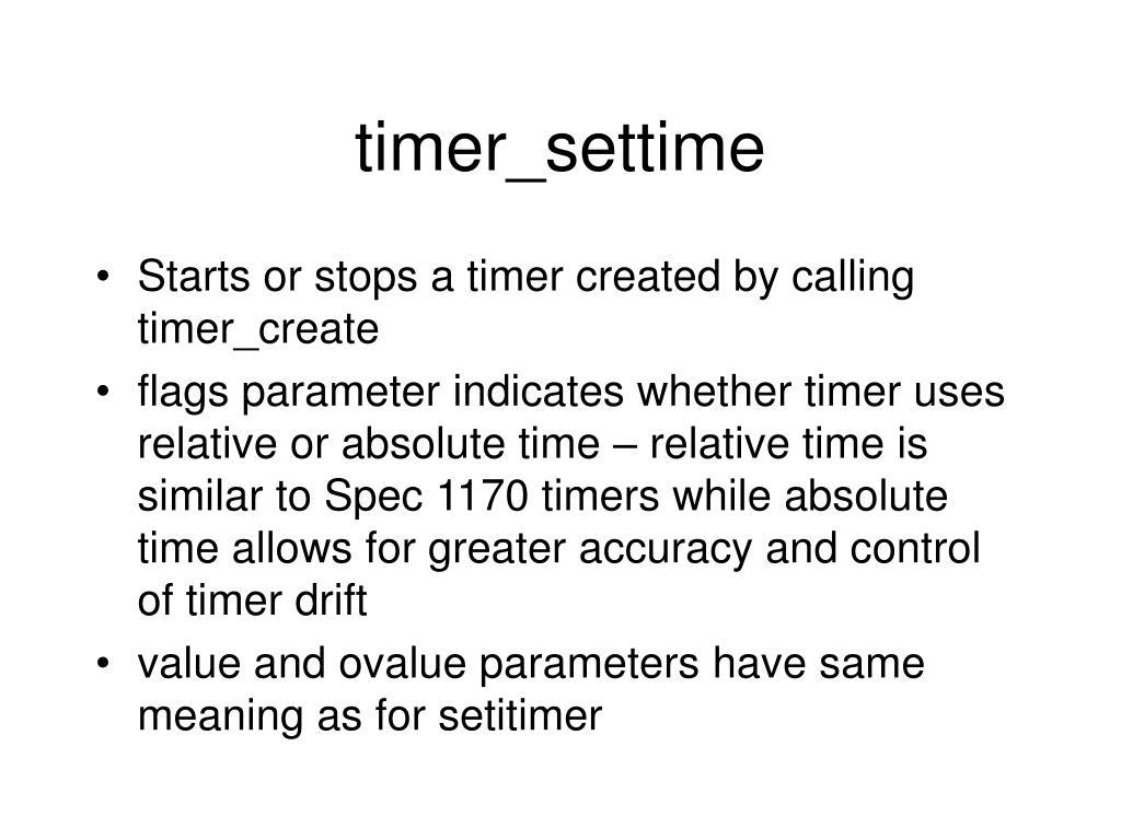 timer_settime