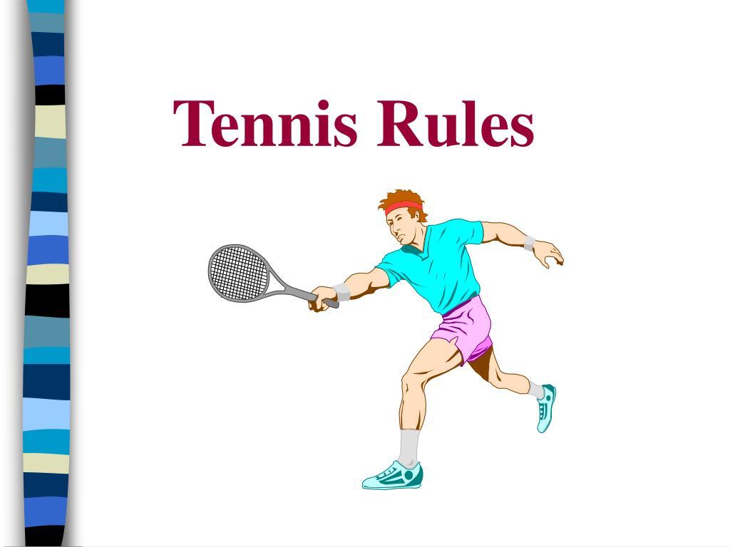 tennis rules l.