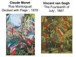 vincent van gogh the fourteenth of july 1887