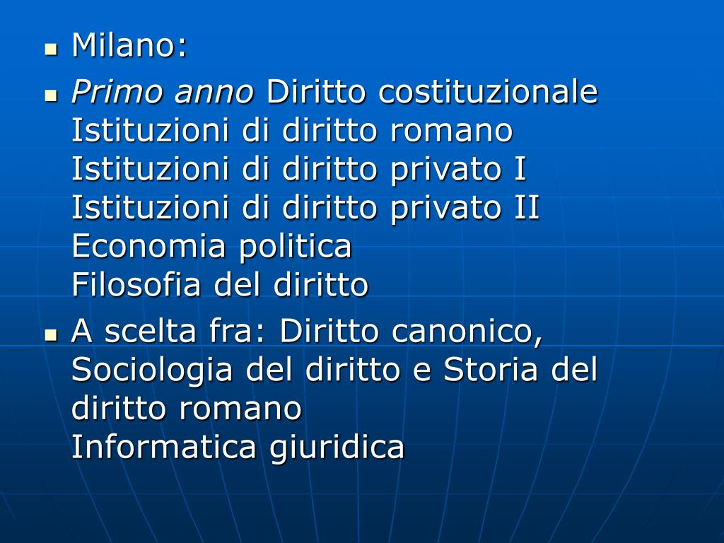 Milano: