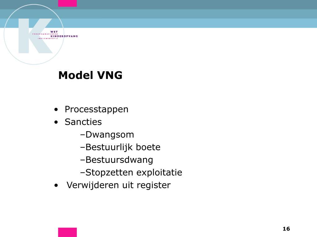 Model VNG